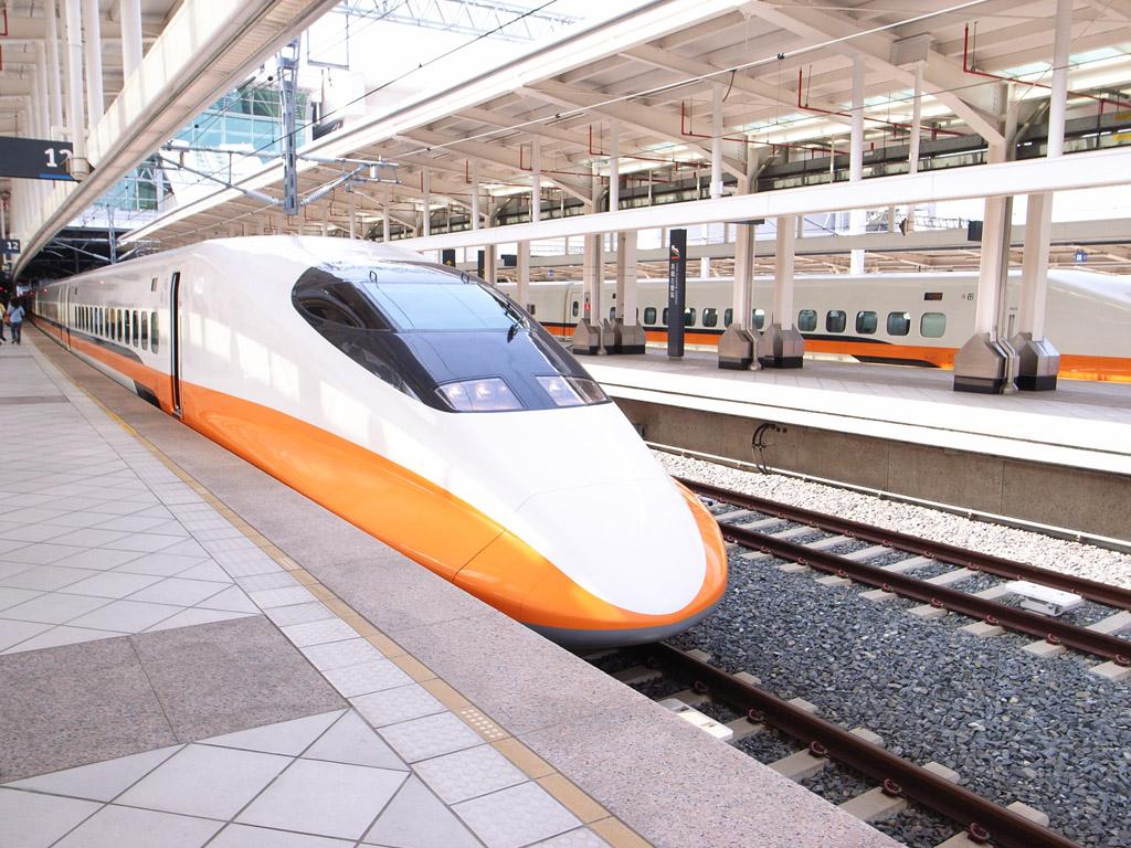 Hệ thống HSR và MRT của Đài Bắc rất thuận tiện