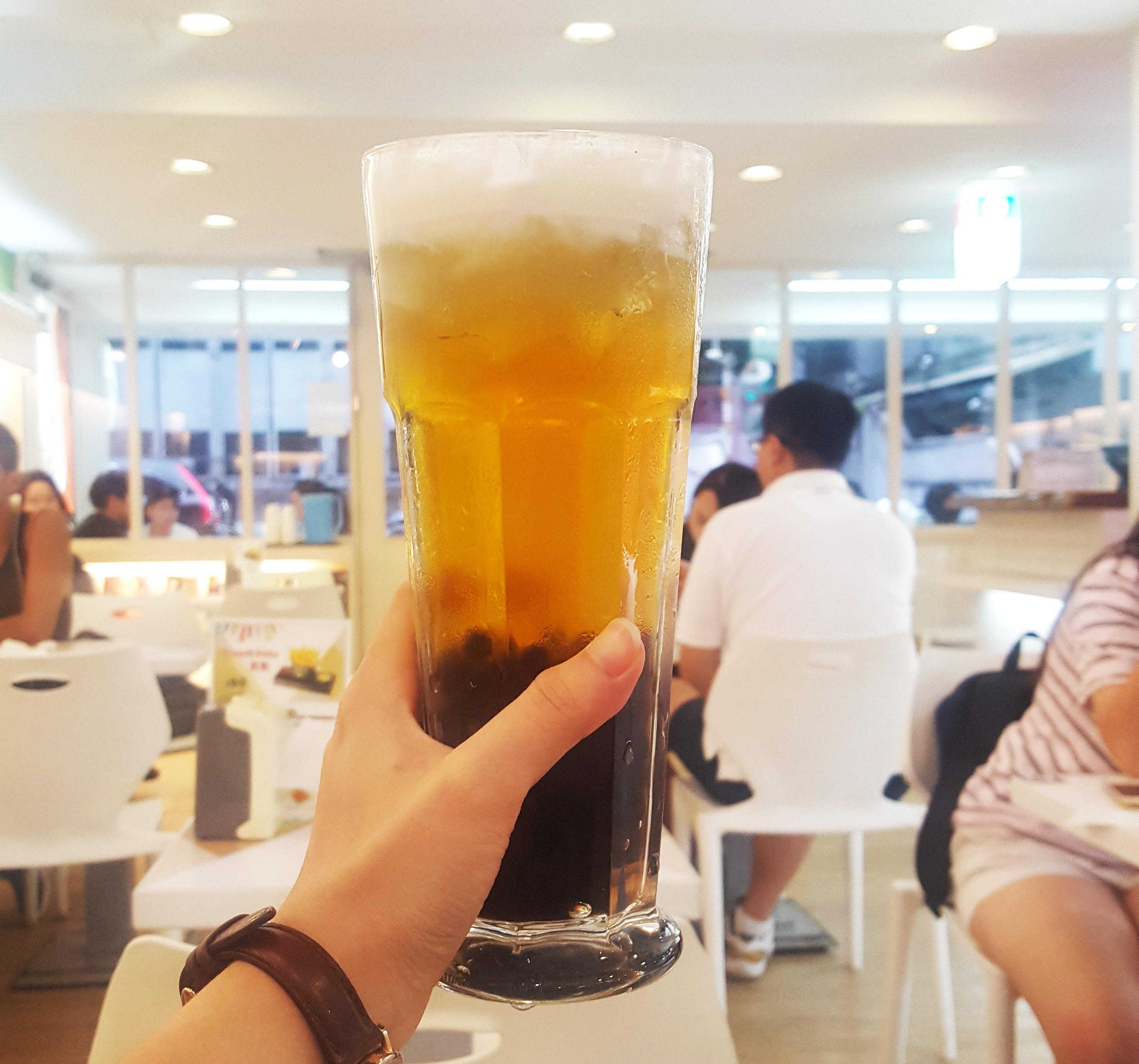 Đây mới là trà sữa Đài Loan xịn!