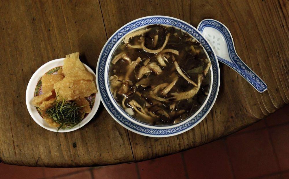 Súp thịt rắn – một trong những món ăn nổi tiếng ở Cao Hùng