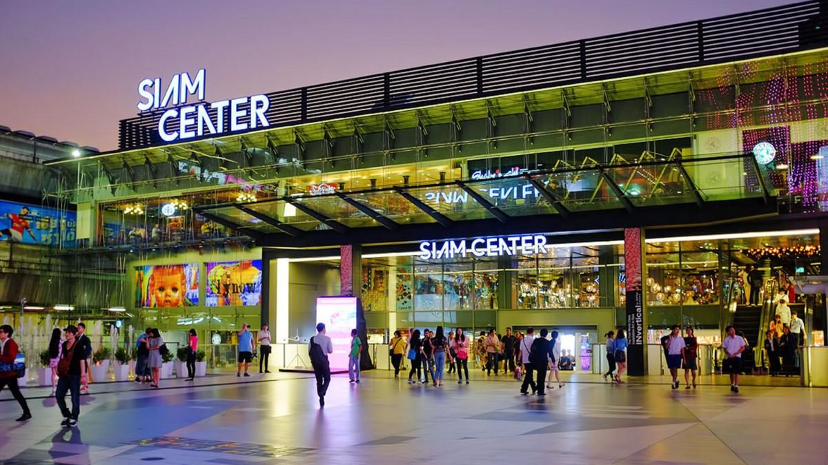 """Siam Center luôn là nơi nhiều bạn trẻ tìm đến vì những món đồ """"giá hời"""""""