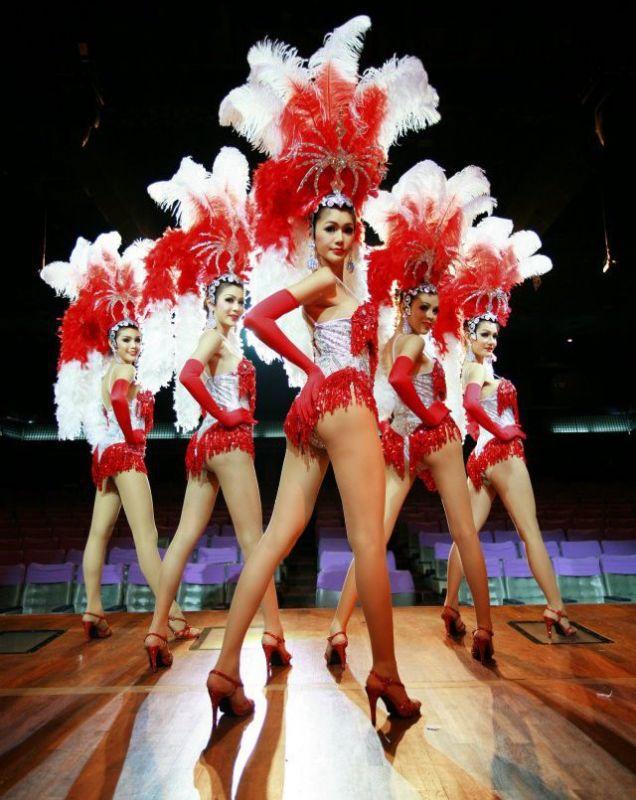 Bạn có biết tên vũ điệu ba lê này không?