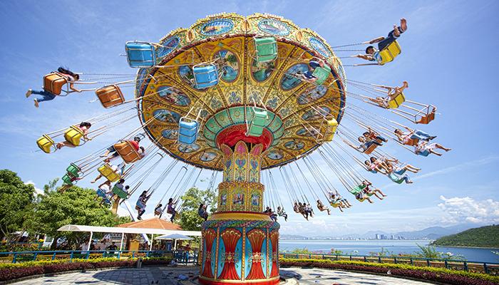 Check in Vinpearl Land Phú Quốc công viên giải trí số 1 miền Nam