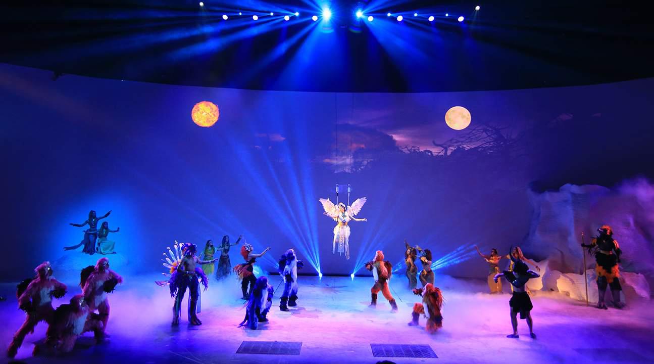 Bạn có thể liên hệ Divui để mua vé xem Himmapan Avatar Show
