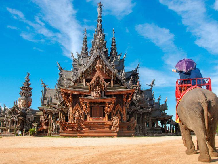 5 ngày 4 đêm du lịch Bangkok – Pattaya liệu có đủ?