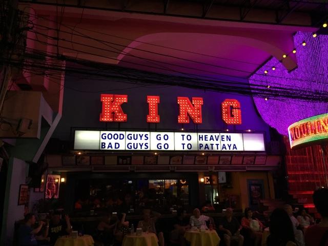 Câu khẩu hiệu nổi tiếng của Pattaya