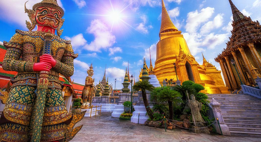 Kiến trúc độc đáo của chùa Phật Ngọc