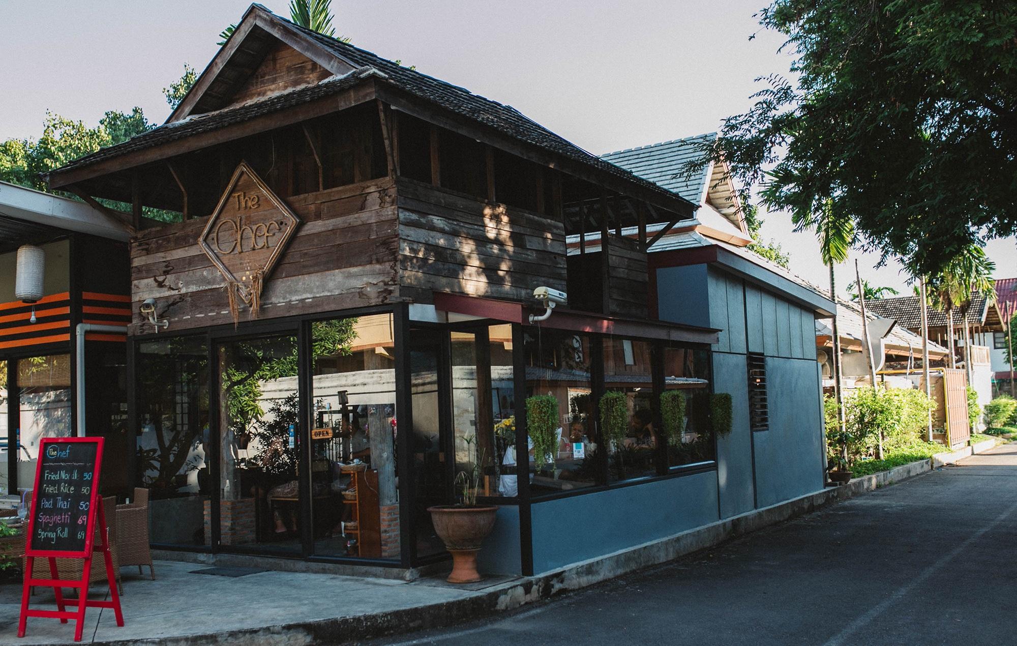 Phố cổ Chiang Mai yên bình, chậm chạp