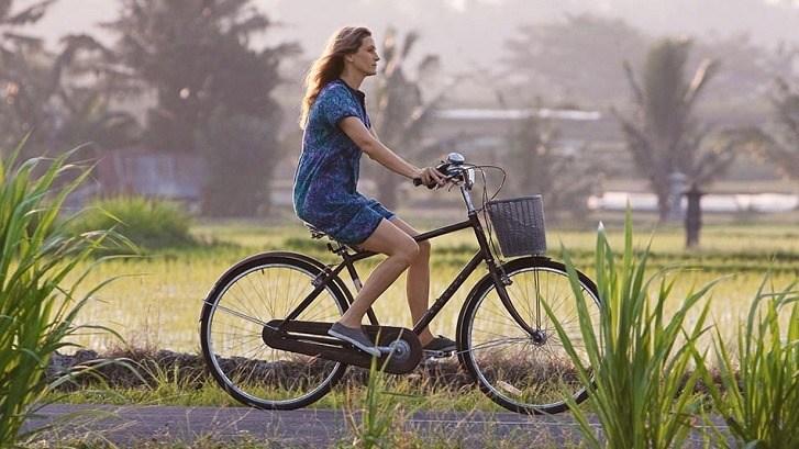 """Hãy đạp xe như nữ diễn viên """"Eat, Pray, Love"""" để tận hưởng Chiang Mai"""