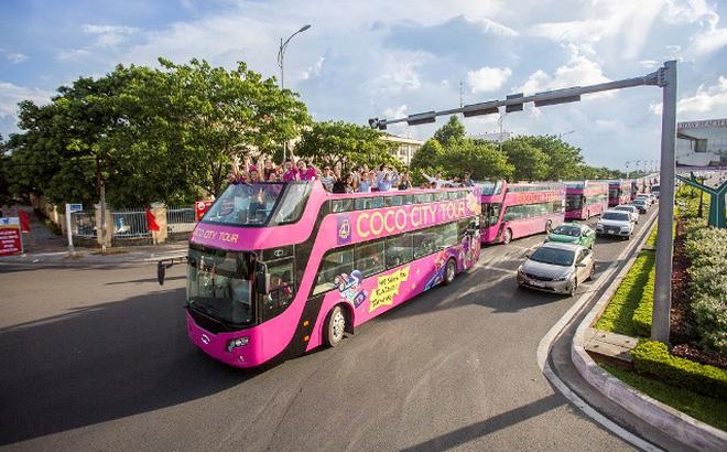 Bạn có thể mua vé bus này để di chuyển từ sân bay về thành phố nếu ít hành lý