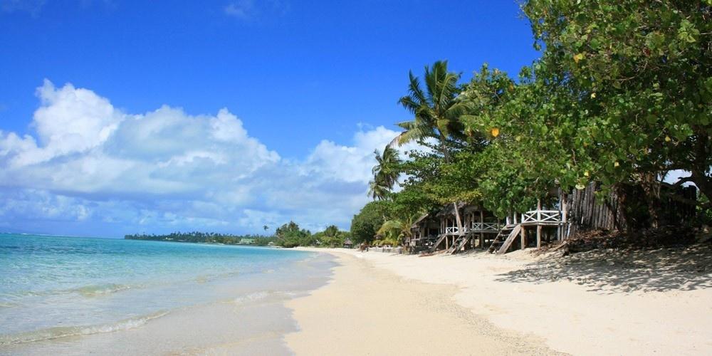 Không hổ danh là một trong 25 bãi biển đẹp nhất hành tinh