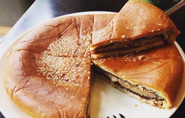Món bánh quả lê nổi tiếng Hong Kong