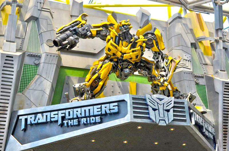 Bạn có phải là fan của Transformers?