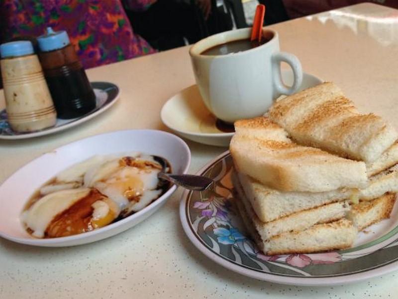 Món ăn sáng độc đáo và giàu dinh dưỡng của Singapore