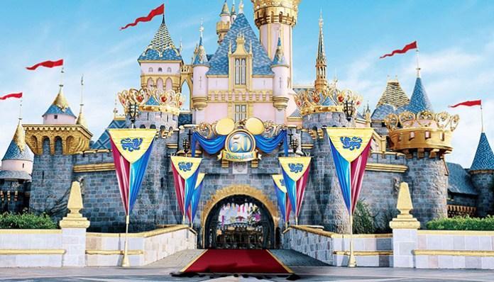 Lạc vào thế giới tuổi thơ khi đến công viên Disneyland