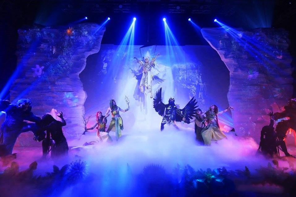 Himmapan Avatar Show độc đáo và đặc sắc