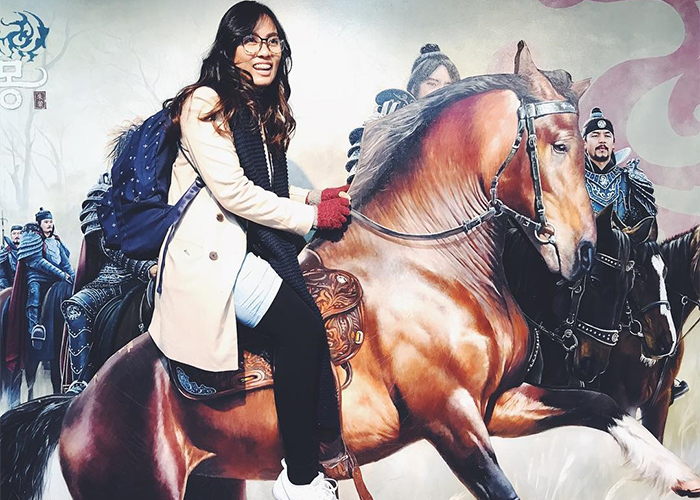 Hay lên ngựa tham chiến cùng hoàng đế Jumong?