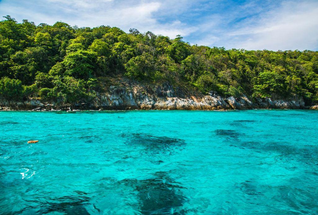 Vùng biển Andaman hoang sơ với nhiều bãi biển đẹp, trong xanh