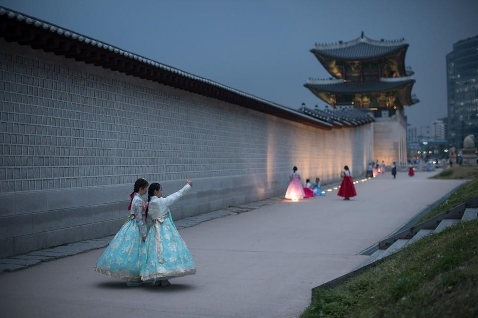 Du khách có thể thuê Hanbok trong vòng 90 phút hoặc 4 tiếng