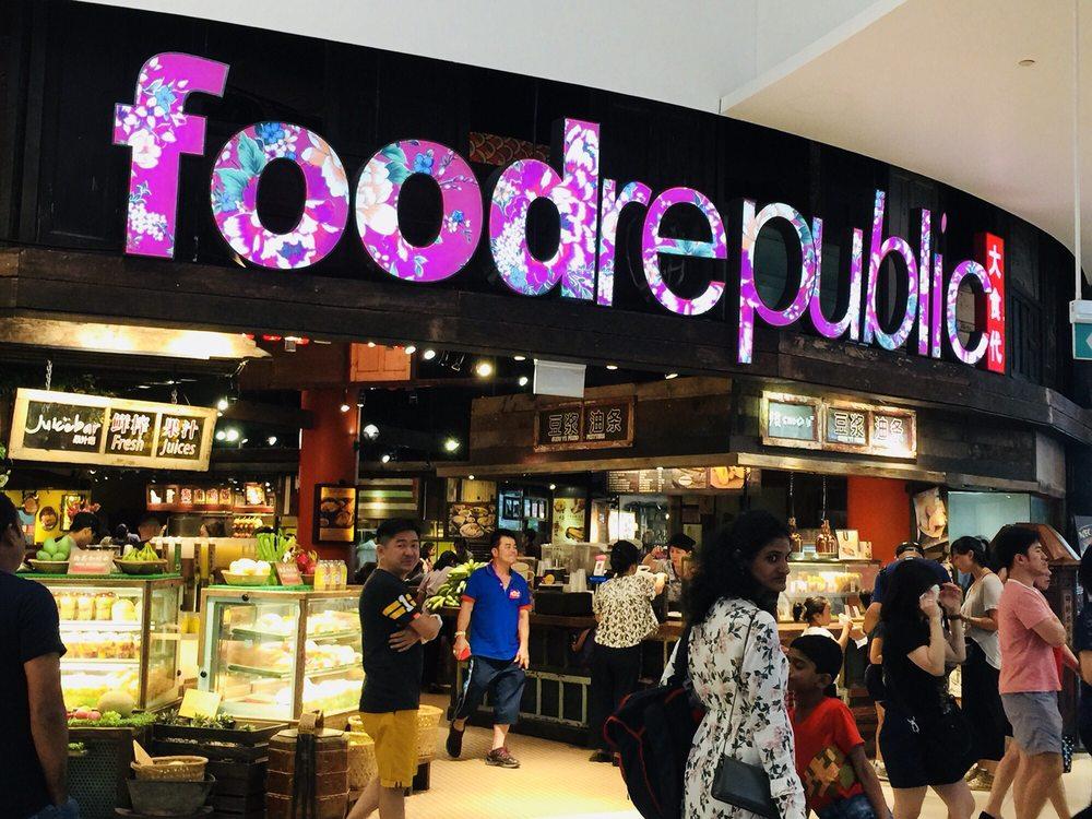 Food Republic sẽ là lựa chọn tối ưu cho bữa trưa