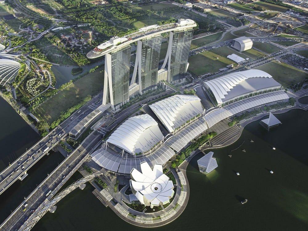 """""""Quốc đảo Sư tử"""" Singapore - Điểm đến nổi bật của thế giới"""