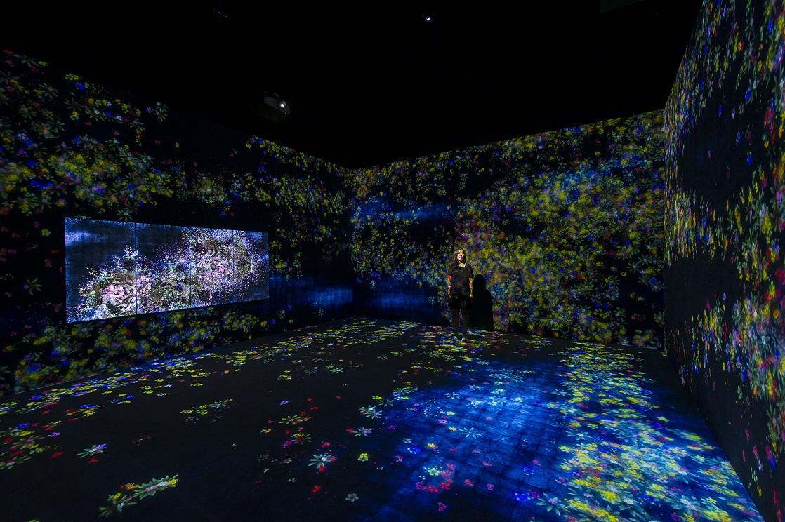 Future World - Điểm nhấn độc đáo của ArtScience Museum