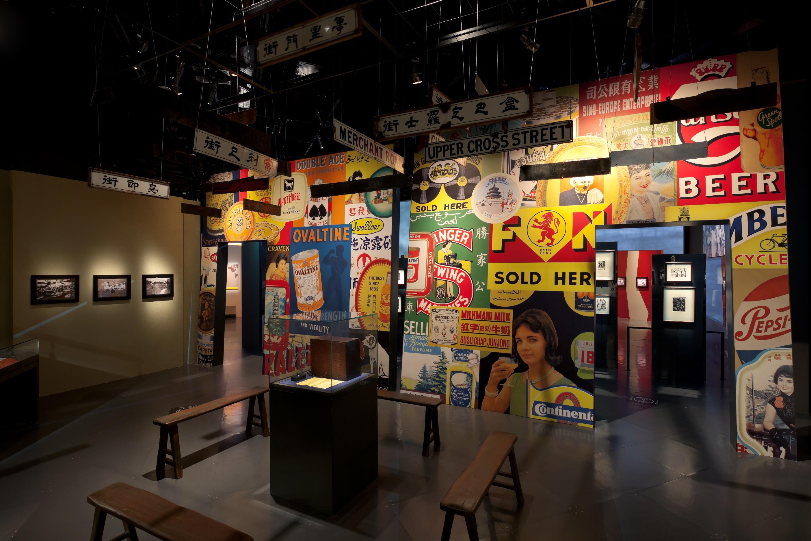 Bạn có thể tìm thấy một Singapore rất khác ở National Museum