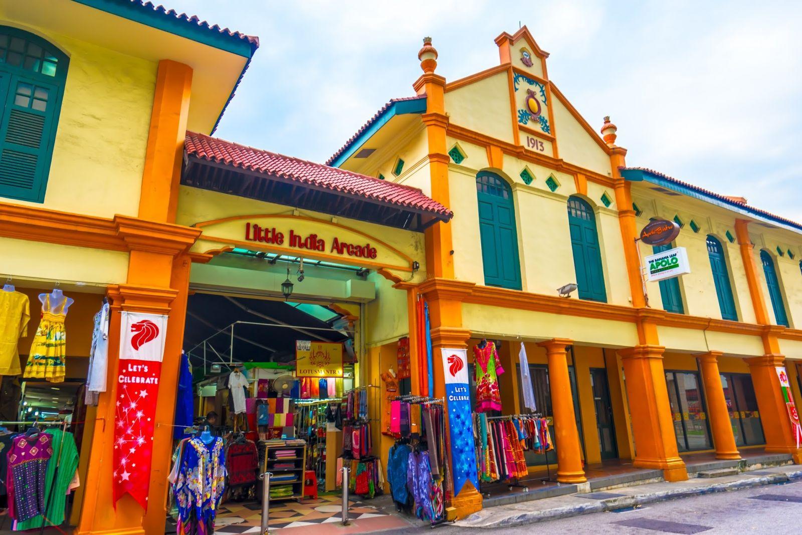 Khu Tiểu Ấn rực rỡ sắc màu văn hóa và nghệ thuật Ấn Độ