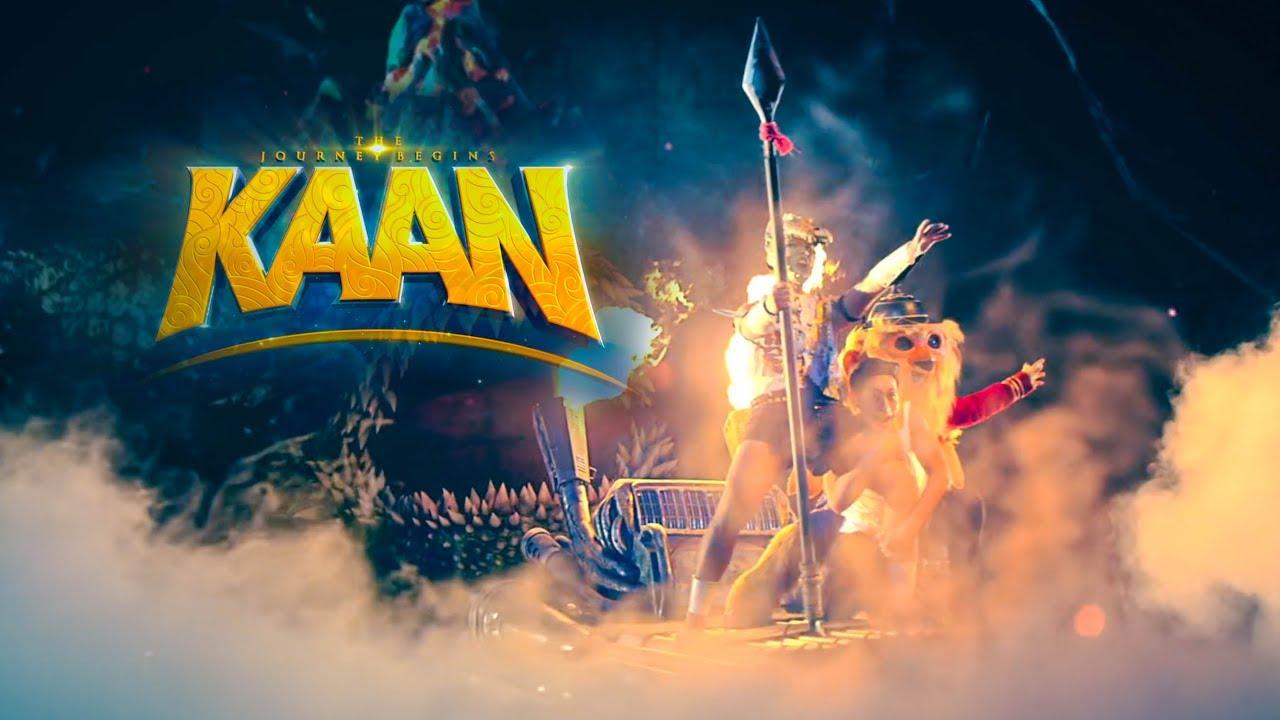 Thế giới thần tiên trong Kaan Show