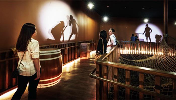 Vận dụng ánh sáng để khiến không gian bảo tàng đa dạng và thú vị hơn.