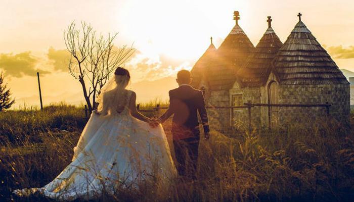 Hiển nhiên lọt vào top tìm kiếm của những cặp đôi hạnh phúc khi chụp ảnh cưới. (Nguồn: antuongchaua)