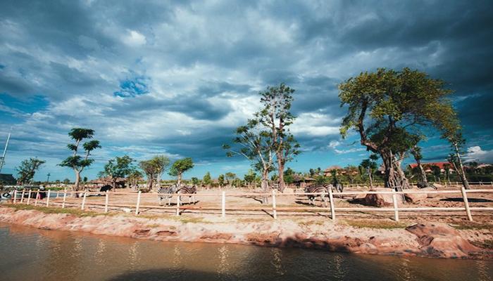 Đến với công viên sở thú River Safari, bạn sẽ cảm thấy mình đang lạc vào rừng Amazon thực sự. Hòa mình vào hoang dã, với cảm giác thư thái nhất có thể, đây là một địa điểm thú vị lắm đấy, đừng bỏ qua nhé! Nguồn: znews-photo-td.zadn.vn