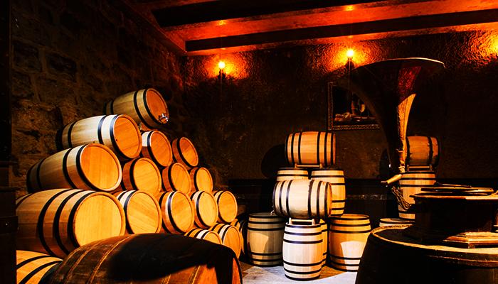 Hầm rượu Debay của Bà Nà Hills. (Nguồn: mercure-danang-banahills-french-village)
