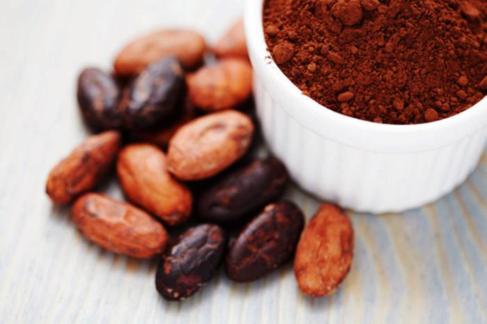 Hạt ca cao thơm ngọt là nguyên liệu chính làm chocolate. (Nguồn: sendo)