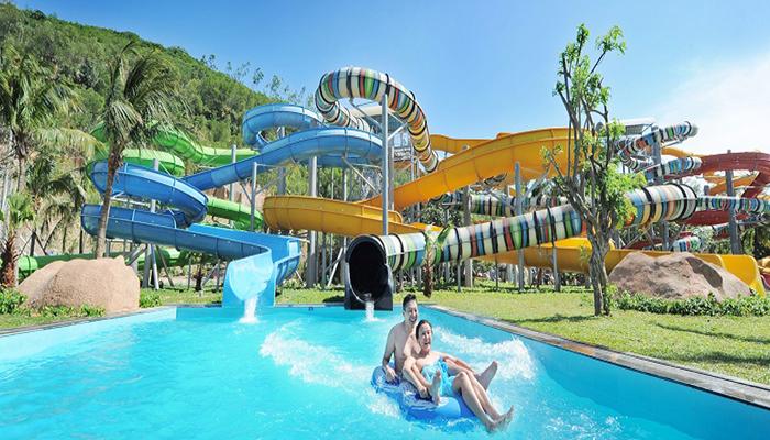 Vui chơi thỏa thích tại Vinpearland Nam Hội An với nhiều hoạt động giải trí hấp dẫn. Nguồn: danangfantasticity.com