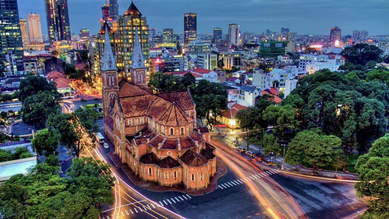 Kết quả hình ảnh cho du lịch Thành Phố Hồ Chí Minh