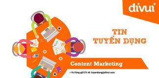 tuyển dụng content writer