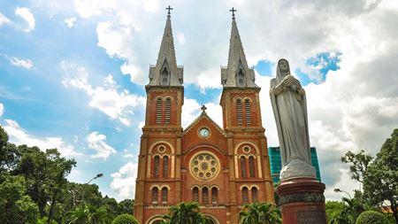 Hình đại điện của danh mục Nhà thờ Đức Bà