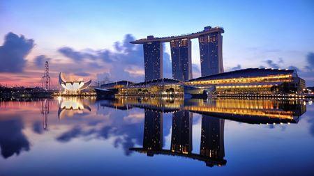 Hình đại điện của danh mục Marina Bay Sands