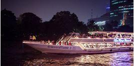 Hình của Ăn tối trên du thuyền Chao Phraya Princess