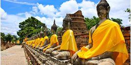 Hình của Tour tham quan Ayutthaya bằng xe bus