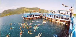 Hình của Tour 3 đảo Nha Trang (tour 4 đảo cũ)
