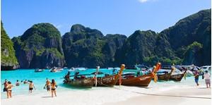 Hình của Tour tham quan đảo Phi Phi và Yao Yai bằng tàu thủy (cả ngày)