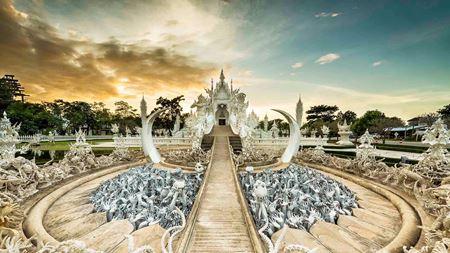 Hình đại điện của danh mục Wat Rong Khun - Chùa Trắng