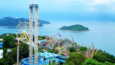 Hình đại điện của danh mục Ocean Park Hong Kong - Công viên đại dương Hong Kong