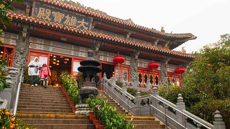Hình đại điện của danh mục Po Lin Monastery - Thiền viện Bửu Liên