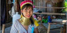 Hình của Tour tham quan Chiang Rai, Wat Rong Khun và làng cổ dài Karen