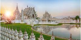 Hình của Tour tham quan Chiang Rai và Chùa Trắng Wat Rong Khun