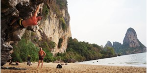 Hình của Tour leo núi bên bờ biển Railay Krabi