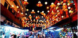 Hình của Tour phố Trung Hoa Chinatown Kuala Lumpur về đêm