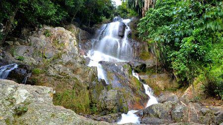 Hình đại điện của danh mục Namuang Waterfall - Thác Namuang